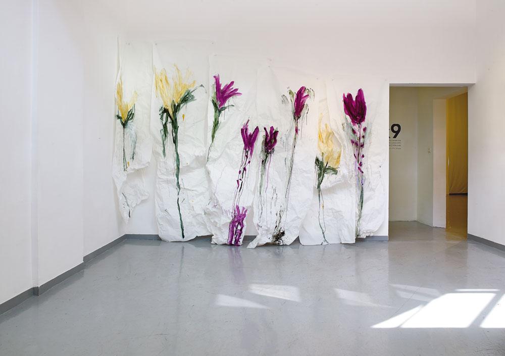 Big Lulu Flowers — Artspace Tel-Aviv