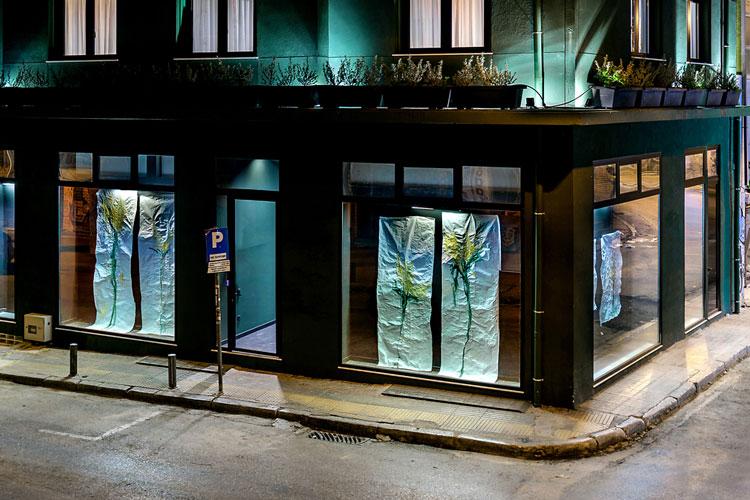 Give Me a Hotel and I'll Feel It — Nin&Bau, Athens